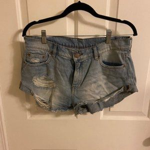 Urban Outfitters Short Jean Shorts